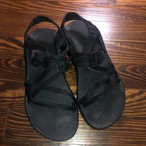 Black Classic Women's Chacos